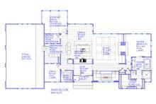 Farmhouse Floor Plan - Main Floor Plan Plan #901-145