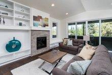 House Plan Design - Craftsman Interior - Family Room Plan #895-92