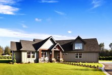 Craftsman Exterior - Front Elevation Plan #1070-15
