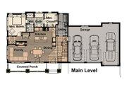 Craftsman Style House Plan - 4 Beds 3.5 Baths 2243 Sq/Ft Plan #908-3