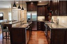 House Plan Design - Ranch Interior - Kitchen Plan #928-2