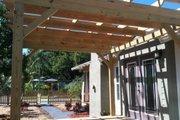 Craftsman Style House Plan - 3 Beds 2 Baths 1176 Sq/Ft Plan #550-1