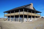 Ranch Style House Plan - 3 Beds 2 Baths 1518 Sq/Ft Plan #409-110 Photo