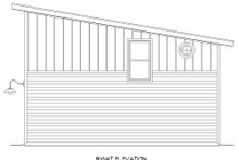 Contemporary Exterior - Other Elevation Plan #932-129