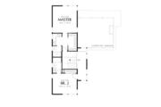 Modern Style House Plan - 2 Beds 2.5 Baths 2047 Sq/Ft Plan #48-525 Floor Plan - Upper Floor
