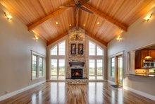 Dream House Plan - Country Photo Plan #124-967