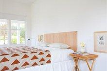 Dream House Plan - Ranch Interior - Bedroom Plan #888-2