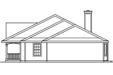 Farmhouse Exterior - Other Elevation Plan #124-369