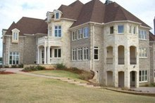 Dream House Plan - Colonial Exterior - Other Elevation Plan #119-265