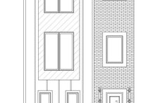 House Plan Design - Contemporary Exterior - Front Elevation Plan #932-196