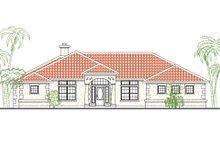 Dream House Plan - European Exterior - Front Elevation Plan #80-149