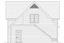 Dream House Plan - Country Exterior - Other Elevation Plan #932-267