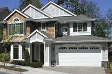 Home Plan - Craftsman Exterior - Front Elevation Plan #132-219