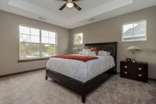 House Plan Design - Traditional Interior - Master Bedroom Plan #70-1474