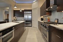 Contemporary Interior - Kitchen Plan #935-18
