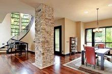 Modern Interior - Dining Room Plan #132-221