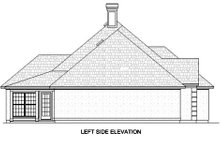 Dream House Plan - Traditional Exterior - Other Elevation Plan #45-355