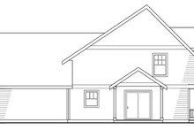 Home Plan - Craftsman Exterior - Other Elevation Plan #124-204