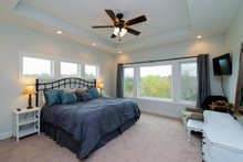 Home Plan - Ranch Interior - Master Bedroom Plan #70-1464