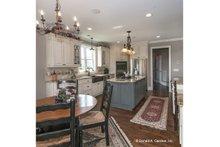 Craftsman Interior - Kitchen Plan #929-26