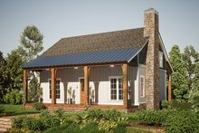 Architectural House Design - Country Exterior - Other Elevation Plan #923-207