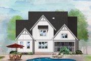 Farmhouse Style House Plan - 5 Beds 4 Baths 2757 Sq/Ft Plan #929-1135