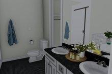 House Plan Design - Ranch Interior - Bathroom Plan #1060-5