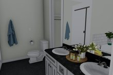 Home Plan - Ranch Interior - Bathroom Plan #1060-5