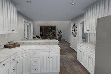 Traditional Interior - Kitchen Plan #1060-25