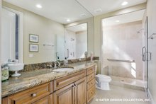European Interior - Bathroom Plan #930-505