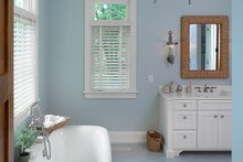 Country Interior - Master Bathroom Plan #928-276