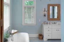 Dream House Plan - Country Interior - Master Bathroom Plan #928-276