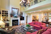Classical Style House Plan - 4 Beds 4 Baths 4992 Sq/Ft Plan #137-113 Photo