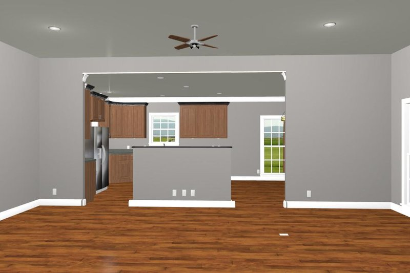 Country Interior - Other Plan #44-121 - Houseplans.com