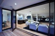 Modern Style House Plan - 4 Beds 2.5 Baths 3584 Sq/Ft Plan #496-18 Photo