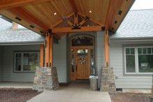 Dream House Plan - Craftsman Exterior - Other Elevation Plan #124-704