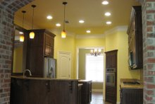 Dream House Plan - European Interior - Kitchen Plan #44-181