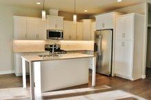 Craftsman Interior - Kitchen Plan #1070-50