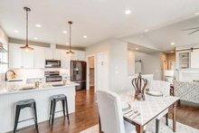 Craftsman Interior - Dining Room Plan #1070-17