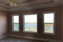 Ranch Interior - Master Bedroom Plan #437-90
