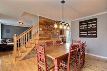 House Plan Design - Traditional Interior - Dining Room Plan #23-608