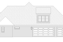 Dream House Plan - Country Exterior - Other Elevation Plan #932-64