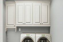 Cottage Interior - Laundry Plan #406-9657