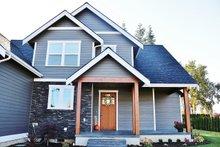 Craftsman Exterior - Front Elevation Plan #1070-13