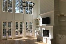 House Plan Design - Traditional Interior - Family Room Plan #437-86