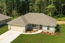 House Design - Ranch Exterior - Front Elevation Plan #430-181