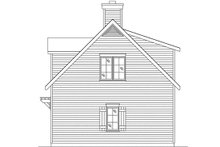 House Plan Design - Country Exterior - Other Elevation Plan #22-603