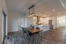 Dream House Plan - Craftsman Interior - Dining Room Plan #1070-52