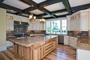 Craftsman Style House Plan - 5 Beds 5.5 Baths 7400 Sq/Ft Plan #132-182 Interior - Kitchen
