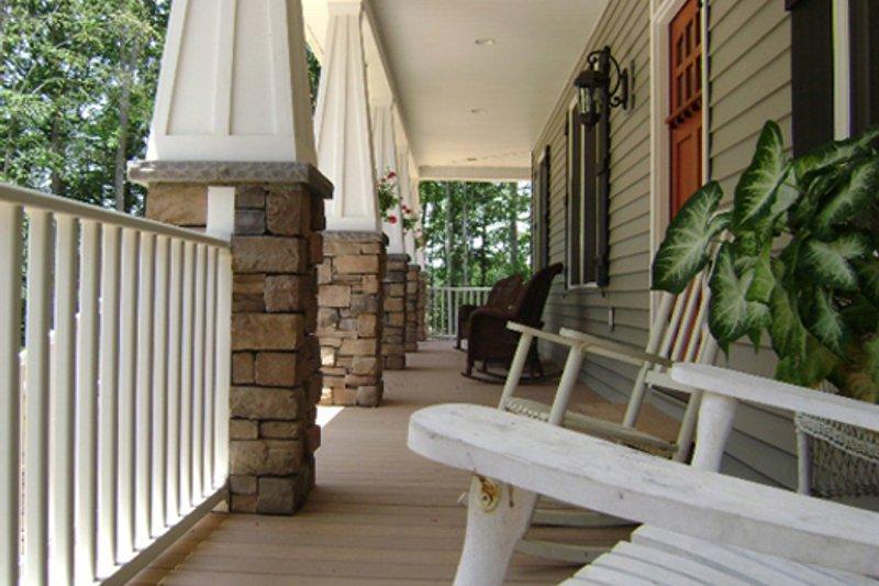 Craftsman Photo Plan #44-186 - Houseplans.com
